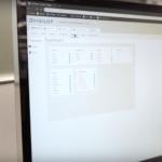 sistema di controllo degli accessi crittografato con lettura badge di Avigilon - screenshot dell'interfaccia software