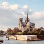 Un'immagine della cattedrale di Notre Dame, prima dell'incendio